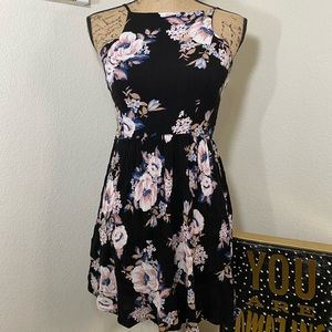 Spring Floral Dress by socialite